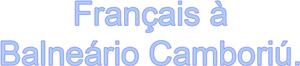 Français à Balneario Camboriu